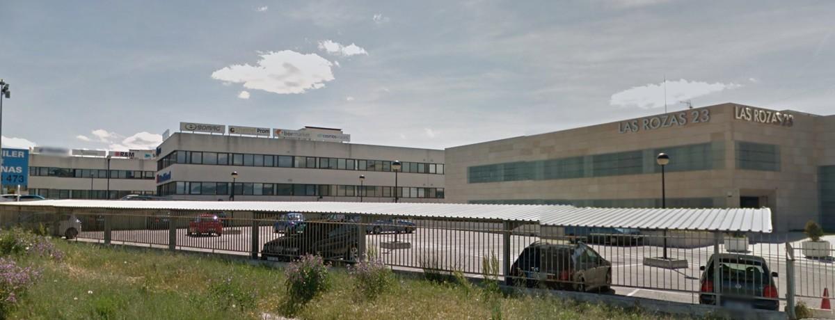 Izharia nuevas oficinas para izharia for Oficinas ing en madrid