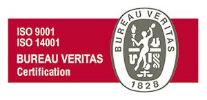 SelloBureauVeritas-ISO9001_14001